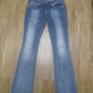 Miss Me Jeans - Miss Me Signature Boot Size 28